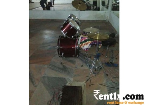 Mapex tornado drumset on rent in Haldiwani