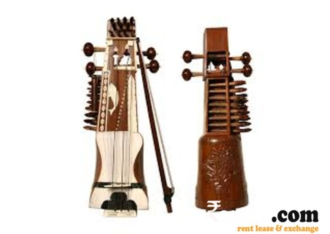 Musical Instrument Sarangi on Rent in Delhi