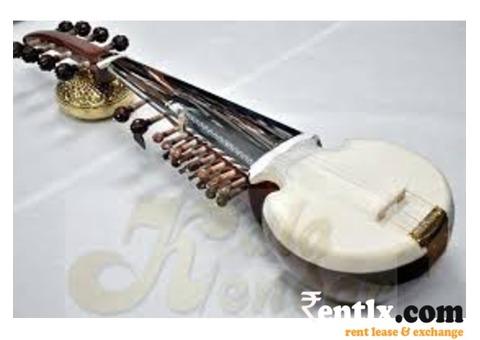 Musical Instrument on Rent in Delhi