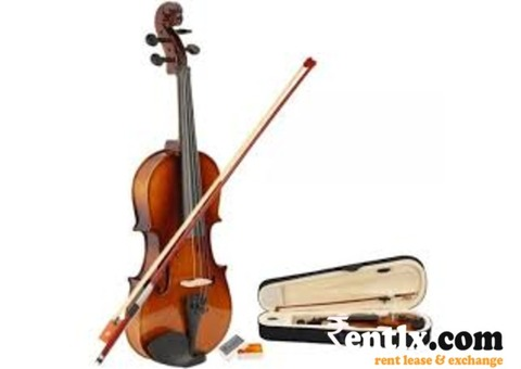 Music Instrument available on Rent.