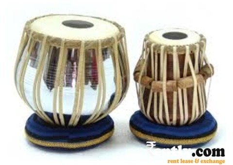 Tabla available on Rent in Bangalore