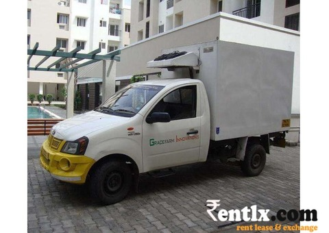 Refrigerated Van / Reefer Truck on Rent For daily and Monthaly Basis
