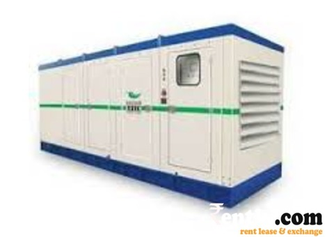 Silent Generator available on Rent in Vishwakarma  Jaipur