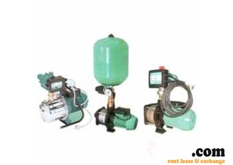 Booster Pumps Available on Rent in Mumbai