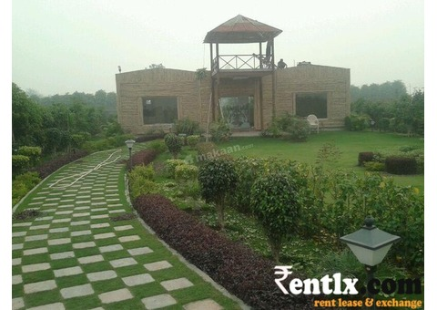 Party Lawns & Farmhouses Available on Rent in Lucknow