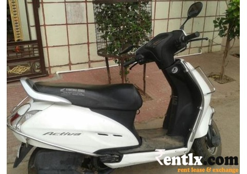 Honda Activa & suzuki access on rent in Bangalore