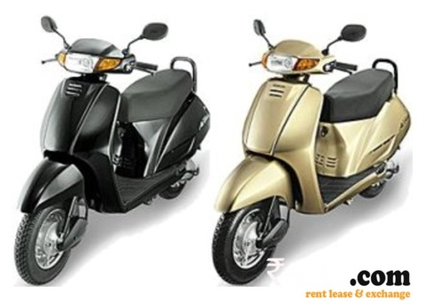 Activa available on Rent in Ahmedabad