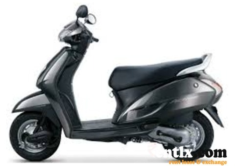 Honda Activa on Rent in Mumbai