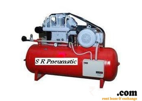 Air Compressor on Rent in Delhi