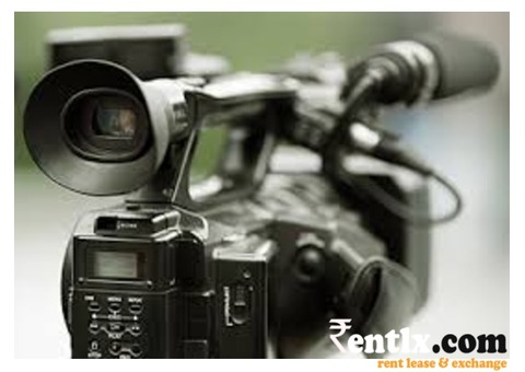 Camera on Rent in Delhi