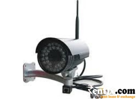 CCTV Camera Available on Rent in Delhi