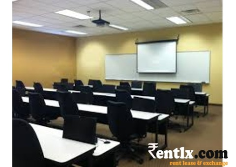 Training Classroom on Rent in Delhi