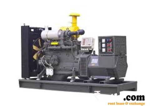 Generator on Rent in Ghaziabad