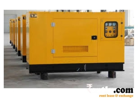Genrator (10-50 KVA) on Rent in Delhi