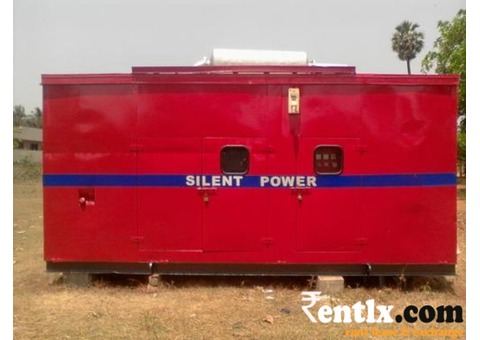 Genrator (200 KVA ) on Rent in Delhi