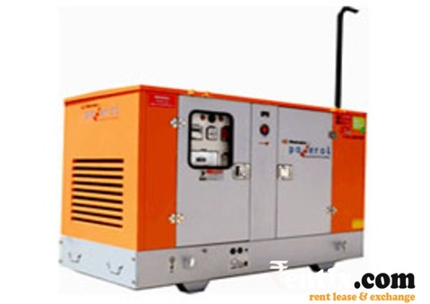 Genrator ( 50-100 KVA) on Rent in Delhi