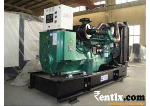 Genset on Rent in Delhi