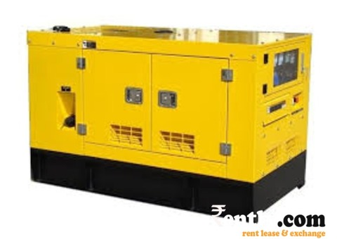 Generator on Rent in NOida.