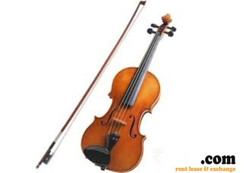 Violin On Rent in Delhi