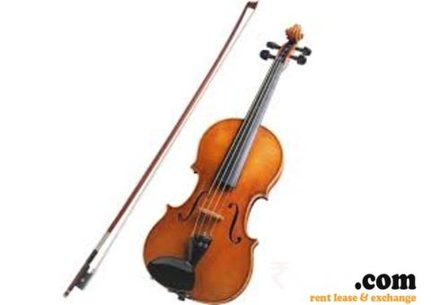 Violin On Rent in Delhi