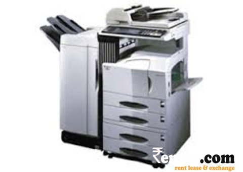 Photocopier on Rent in Delhi