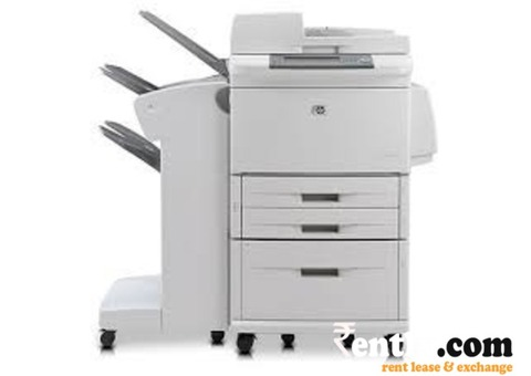 Office Equipment on Rent in Delhi