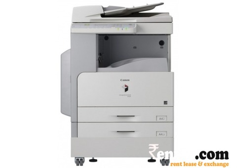 Canon copier for office on Rent in Delhi